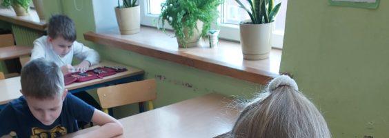 Marysia najlepszym matematykiem wśród drugoklasistów
