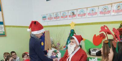 Mikołaj odwiedził naszą szkołę!