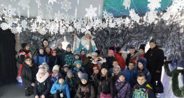 Magia Świąt w Bałtowie