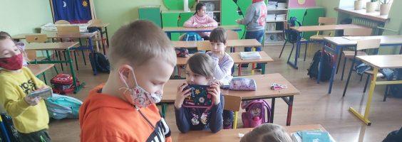 Dzień Kobiet w klasach I-III